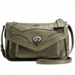 COACH RHYDER CROSSBODY IN PEBBLE LEATHER # 36050