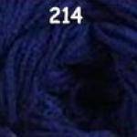 ไหมพรมดาหลา สีพื้น สี 214