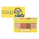 (พร้อมส่ง) Missha Eye Color Studio Mini (Minion Edition) # 2