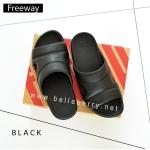 FitFlop : FREEWAY : Black : Size US 09 / EU 42