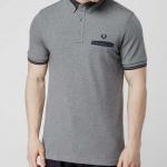 (พรีออเดอร์) Fred Perry Collar Detail Polo Shirt - Exclusive