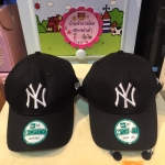(พรีออเดอร์) New Era 9Forty NY Adjustable Cap Black