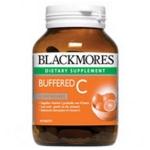 Blackmores Buffered C 200 เม็ด วิตามินซีจะปลดปล่อยอย่างช้าๆ ทำให้ร่างกายได้รับวิตามินซีต่อเนื่อง ตลอด8 ชั่วโมง