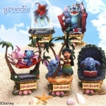 SQUARE ENIX :Disney Lilo & Stitch Formation Arts