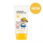 A'PIEU Pure block RSF Sun Roof Cream SPF 50/PA+++ (Crayon shinchan Edition)