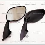 กระจกย่อติดหน้ากาก PCX น๊อตยึดตัวเดียว เกลียว 8mm.