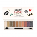 Thefaceshop Holiday Love Edition Shadow Palette