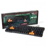 USB Keyboard MD-TECH (KB-111) Black