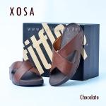 **พร้อมส่ง** FitFlop XOSA : Chocolate : Size US 11 / EU 44