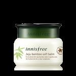 Preorder Innisfree Jeju bamboo soft balm 50ml 제주 조릿대 소프트 밤 18000won บาล์มที่ช่วยบำบัดผิวให้บริสุทธิ์ เพื่อเนื้อผิวที่สะอาด สูตร Purisoft™ คอมเพล็กซ์ช่วยป้องกันผิวจากสารพิษภายนอก และความด่างพร้อย พร้อมทั้งรักษาความสะอาดให้แก่ผิว