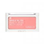 (พร้อมส่ง) The Face Shop Single Blush 싱글블러쉬 สี PK03