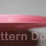 ริบบิ้นผ้าซาติน 5 mm code 340 สีชมพู