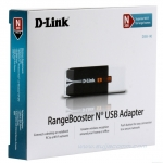 Adapter USB 300Mb WLAN D-LINK (DWA-140)