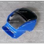 หน้ากาก NOVA-RS สีน้ำเงิน/ดำ