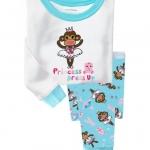 baby Gap ลาย Princess monkey
