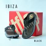 **พร้อมส่ง** รองเท้า FitFlop IBIZA : Black : Size US 5 / EU 36