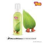 Preorder The Face Shop Trolls Essential Damage Care Hair Essence 에센셜 데미지케어 헤어 에센스_트롤 에디션 11000won