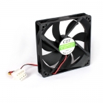FAN for Case 12cm. (Black)