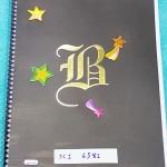 ►สอบเข้า ม.1 ห้องเด็ก Gifted◄ SCI 6581 อ.บิ๊ก ป.6 สอบเข้า ม.1 Gifted เข้าเรียนครบทุกครั้ง จดครบตามที่อาจารย์สอน จดละเอียด ลายอ่านง่าย แบบฝึกหัดจดเฉลยครบ หนังสือเล่มใหญ่
