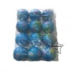 PS-2040 ลูกบอลลูกโลก(ขนาด 3นิ้ว) โหลละ