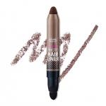 Preorder Etude Hot Style Photo Hair liner No. 1 Dark Brown 핫 스타일 포토 헤어 라이너 8000won