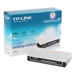 """S/W Gigabit 10/100/1000 HUB 5 port """"TP-LINK"""" (SG1005D)"""