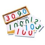 TY-1248 บัตรอ่านตัวเลข ใหญ่
