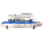 เครื่องซีลปากถุงต่อเนื่องแนวนอนแบบมีเครื่องพิมพ์วันที่ (ตั้งโต๊ะ) FRBM-810W