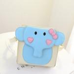 *พรี ออเดอร์* กระเป๋า แฟชั่นเกาหลี ดีไซน์น่ารัก เป็นรูปช้างตกหลุมรัก เหมาะสำหรับสาวหวาน ฟรุ้งฟริ้ง น่ารัก หวานแหวว