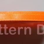 ริบบิ้นผ้าซาติน 5 mm code 26 สีแสด