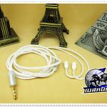 สายหูฟังเกรดพรีเมี่ยม Plug Shure (White) (MMCX)