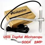 กล้องจุลทรรศน์ทรงปากกา USB Microscope 500X, 2 ล้านพิกเซล