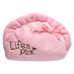 เลิกผลิต ** Etude Bosong Pouch #Pink [8000w] : กระเป๋าใส่เครื่องสำอางค์น่ารักสุดๆ ขนนิ่มฟู กันกระแทกได้เป็นอย่างดี เพิ่มความเก๋ให้กับสาวๆได้อีก