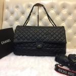 """พร้อมส่ง / Chanel fashion cop brand import100% มาใหม่ (ไม่ปั๊ม) งานสวย งานแน่น ขนาด18"""" (มีถุงผ้า)"""