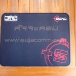 "Mouse PAD ""SIGNO"" Speed (M) (MT-310) ( Gaming )"