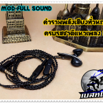 SHE3800 MOD FULL SOUND WITH MIC (Jack Plug L Edition)