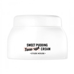 Preorder Etude Sweet Pudding Tone-Up Cream (Pink) 50ml 스윗 푸딩 뽀얀크림 촉촉수분
