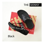 **พร้อมส่ง** FitFlop The Skinny : Black : Size US 5 / EU 36