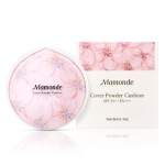Mamonde powder X-Marie Redmond cushion cover Limited Edition [15 g / 15 g refills]