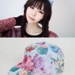 Pre Order / blossom snapback