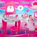 PS-4052 ชุด โต๊ะเครื่องแป้งเปียโน