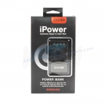 "POWER BANK 8400 mAh "" iPower "" (Black)"