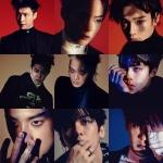 Pre Order / EXO - Album Vol.3 Chinese Ver. หน้าปก Monster