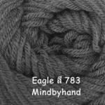 ไหมพรม Eagle กลุ่มใหญ่ สีพื้น รหัสสี 783