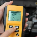 มิเตอร์วัดแบตรถยนต์ มิเตอร์วัด CCA มิเตอร์วัดเปอร์เซ็นต์แบตรถยนต์ CCA Battery tester