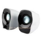 (2.0) Mini Speaker 'Logitech' (LG-Z120) White