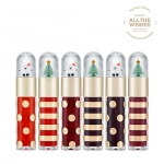 Preorder The Face Shop Holiday Twinkle Snowy Tint 5.5g 홀리데이 트윙클 스노잉틴트 10000won