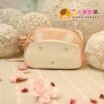 """""""พร้อมส่ง""""กระเป๋าแฟชั่นXiaoxiang กระเป๋าสะพายหน้ากระต่ายน้อยสีขาว ชมพู"""