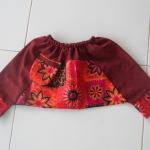 กางเกงเด็กทรงแม้วผ้าฝ้าย ไซส์s