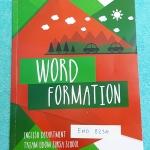 ►เตรียมอุดม◄ ENG 8234 หนังสือเรียนวิชาภาษาอังกฤษ ร.ร.เตรียมอุดมศึกษา ม.ปลาย Word Formation ใหม่เอี่ยม ไม่มีรอยขีดเขียน มีคำแนะนำและวิธีการทำ Word Formation ในหนังสือมีข้อสอบทั้งหมด 18 ชุด + แบบฝึกหัด เรื่องการใช้คำที่ใกล้กันที่มักทำให้สับสน มีเฉลยของอาจาร